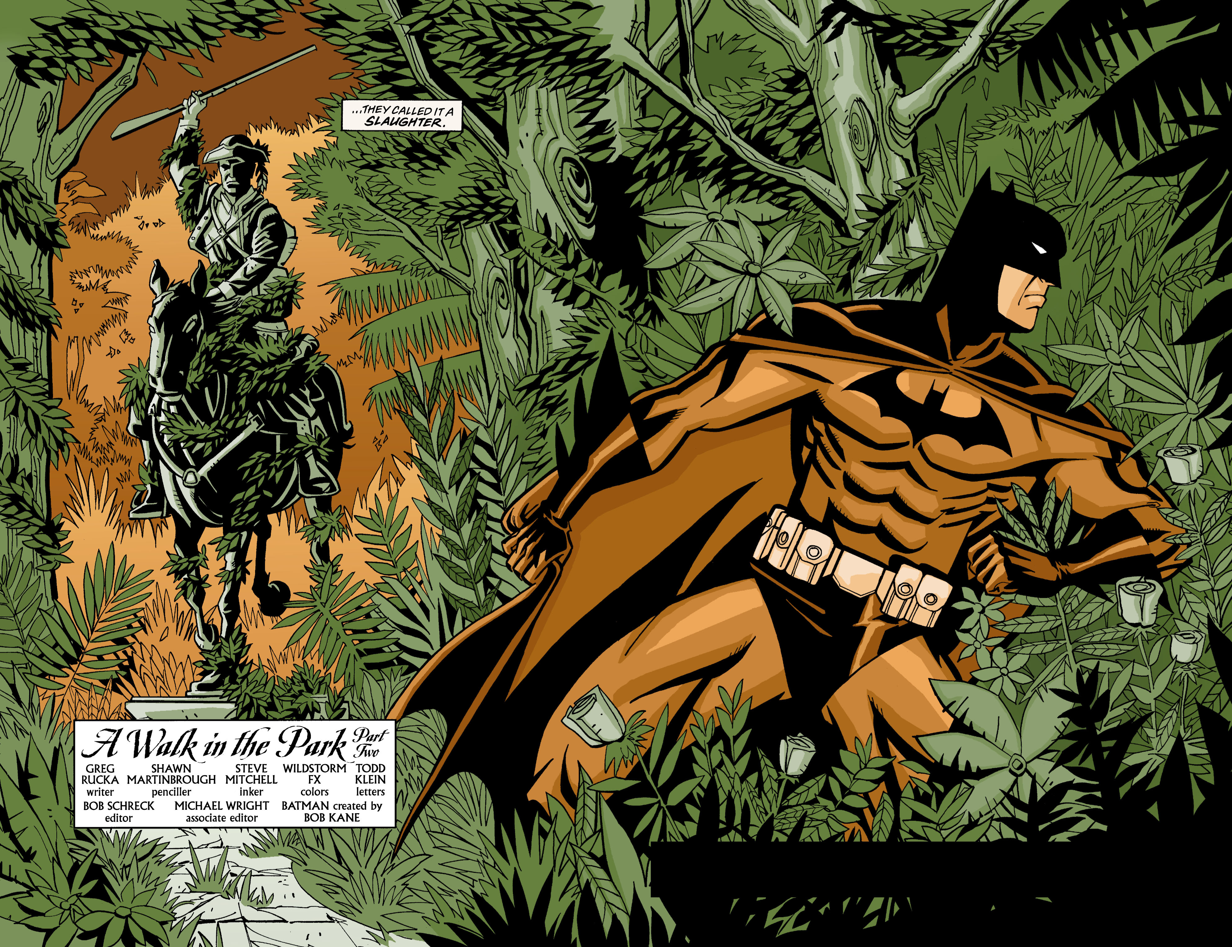 Detective Comics (1937) 752 Page 2