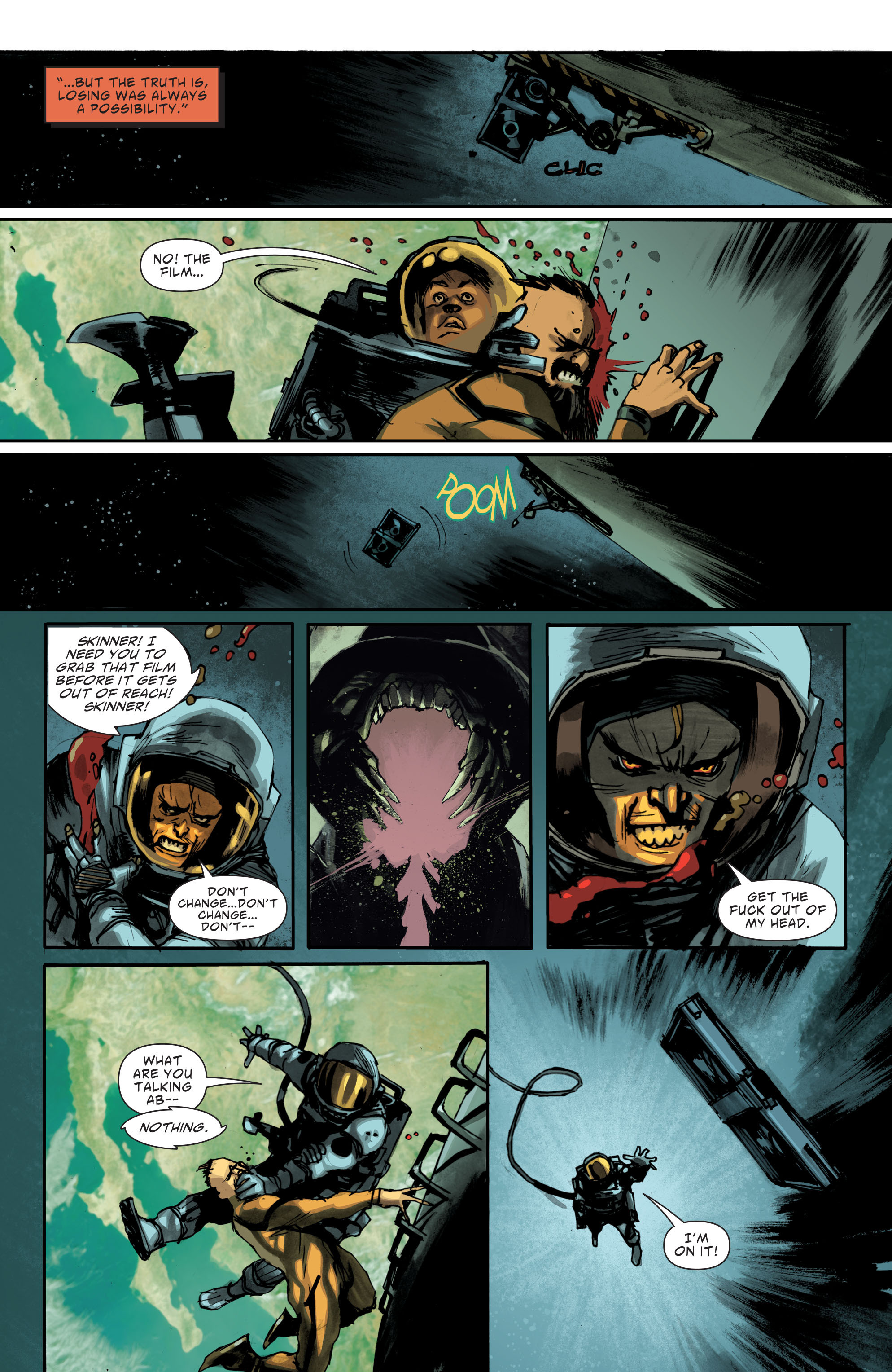 Read online American Vampire: Second Cycle comic -  Issue #10 - 9