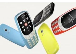 Vuelve al mercado el Nokia 3310