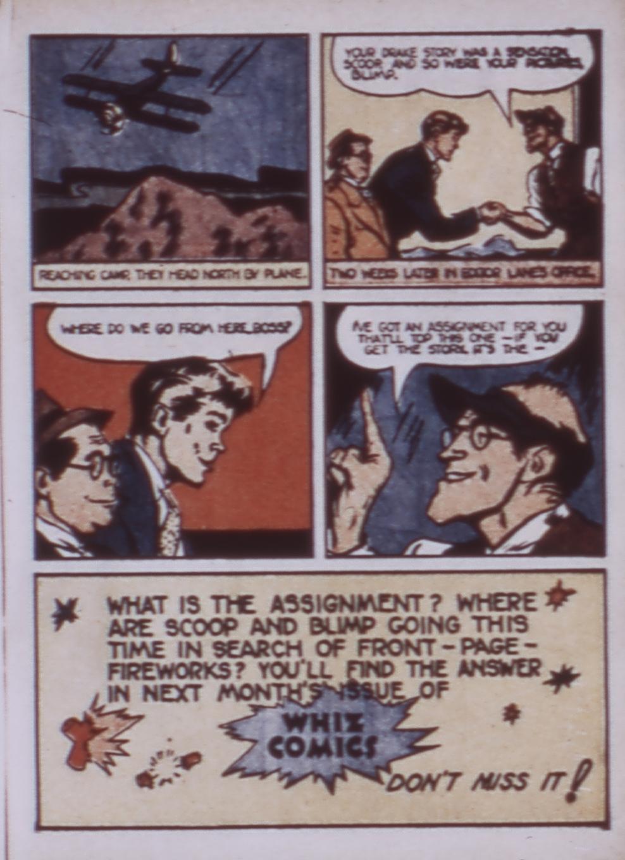 Read online WHIZ Comics comic -  Issue #3 - 33