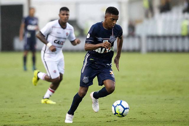 Com show de Rodrygo, Santos goleia o Vitória na Vila - Notícias, Esporte, Futebol, Portal SPY
