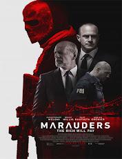 pelicula Marauders (Los conspiradores) (2016)