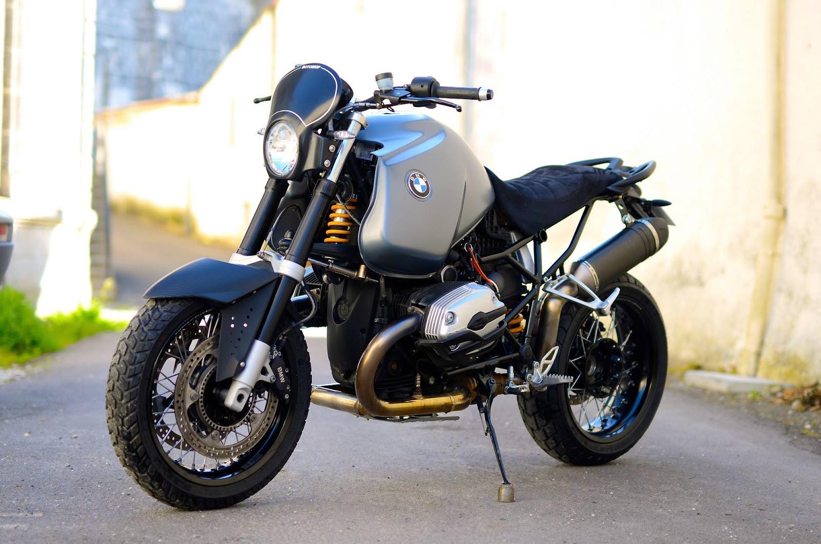 Racing Cafè: BMW R 1200 GSR by Motorieep