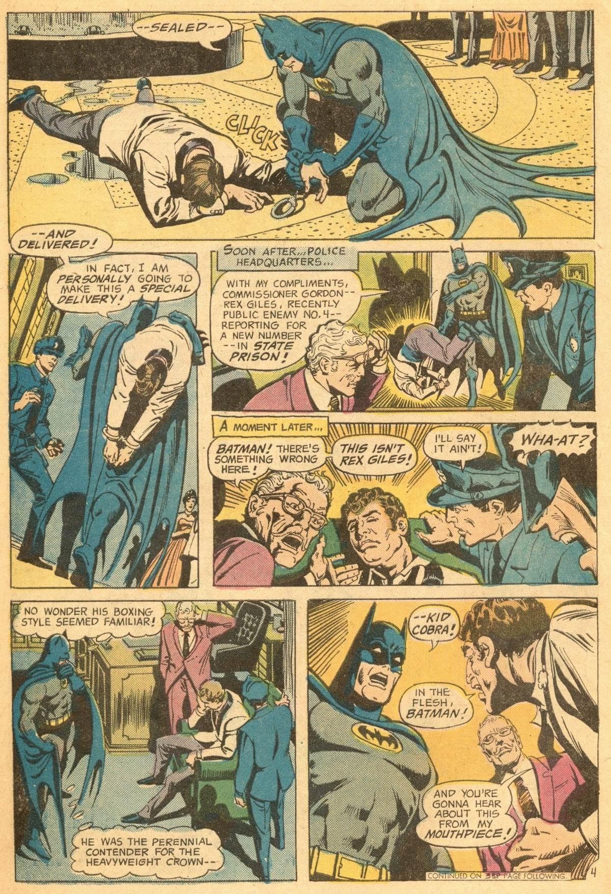 Detective Comics (1937) 454 Page 5