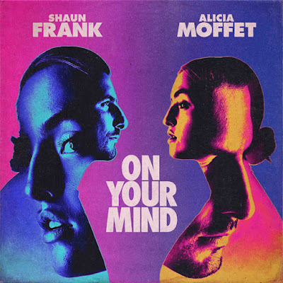 "La voix d'Alicia Moffet fait le miel de ""On Your Mind"" signé Shaun Frank."