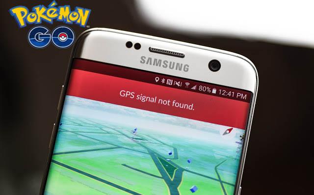 Cara Mengatasi GPS Signal Not Found di Pokemon Go