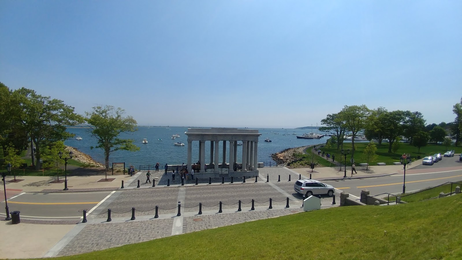 Plymouth Rock Site