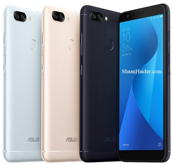 Asus Zenfone Max Plus (M1) : Full Hardware Specs, Features, Prices and Availability
