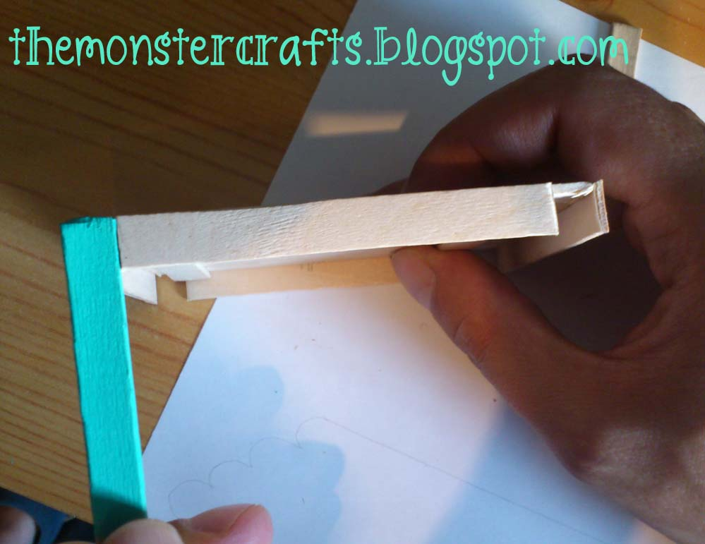 The Monster Crafts