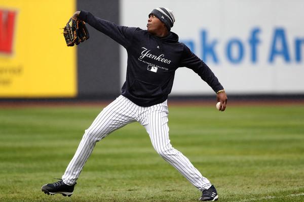El título como el que más duro lanza pudiera ya no estar a nombre del cerrador de los Yankees