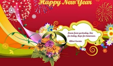 Happy New Year 2016 Saying Messages Wallpapers