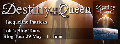 Destiny of the Queen banner