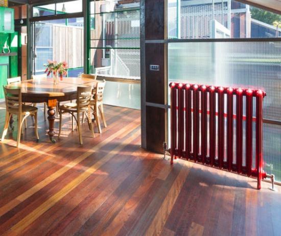 De lunes a domingo pintar radiadores y decorar tu casa - Decorar piso viejo ...