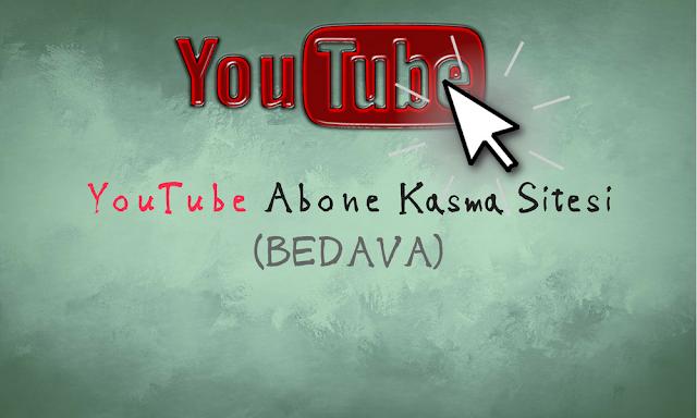 YouTube Abone Kasma Sitesi 2018 (Bedava)