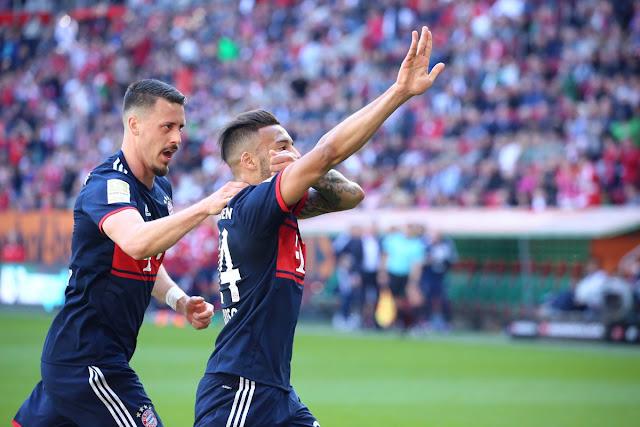 Augsburg 1-4 Bayern: Chào nhà vua… cũ! 2