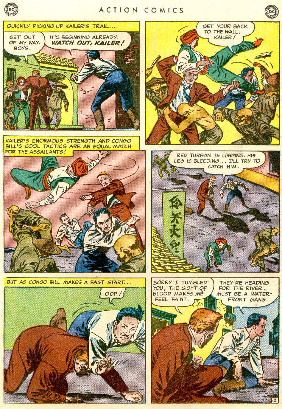 Action Comics (1938) 143 Page 22