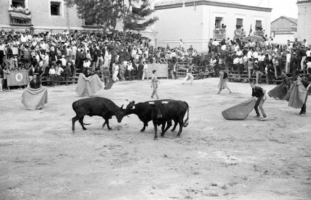 leganes_bn abuelohara Leganés 1963 calles