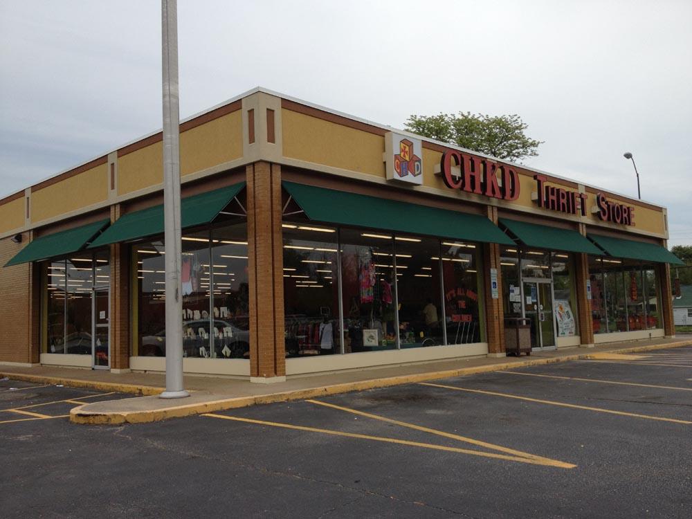 Safeway Auto Center >> Sky City: Retail History: Fairfield Commons Mall/Eastgate Mall: Richmond, VA