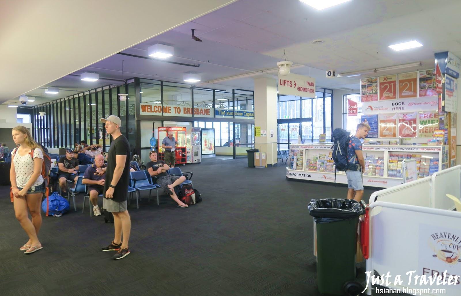 布里斯本-摩頓島-Roma-Street-景點-交通-住宿-推薦-旅遊-自由行-澳洲-Brisbane-Moreton-Island-Tourist-Attraction-Travel-Australia