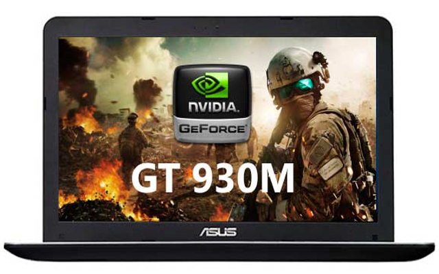 placa de video nvidia geforce 930m