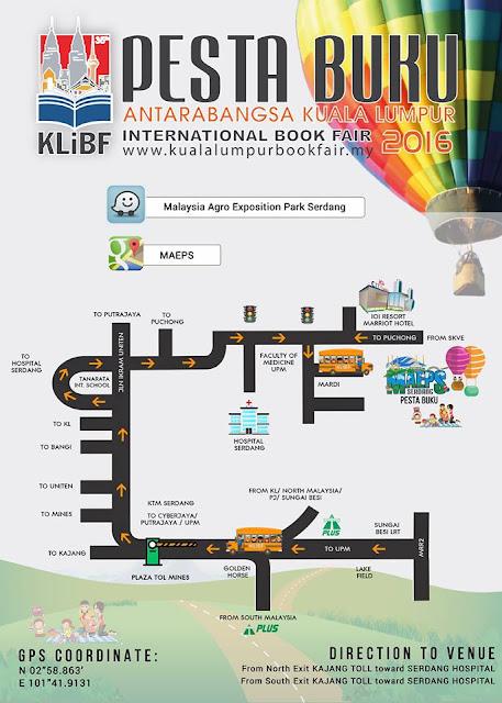 Pesta Buku Antarabangsa Kuala Lumpur