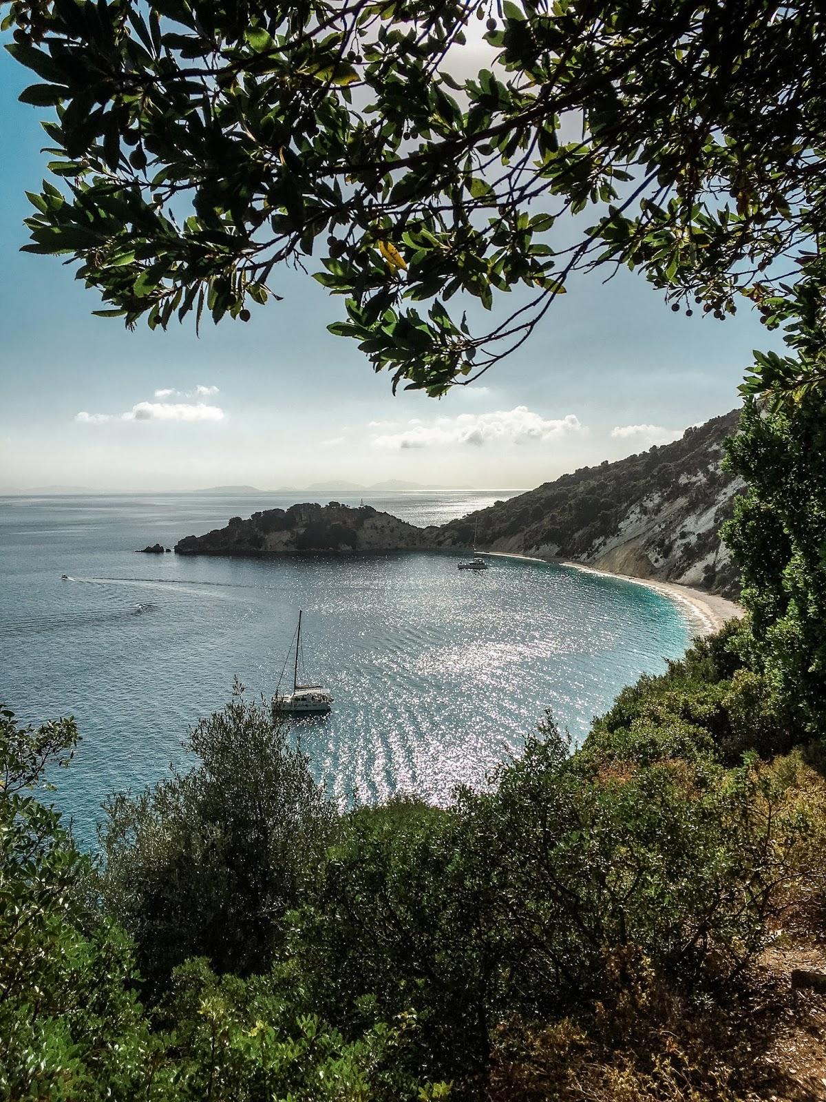 Kefalonia and Ithaca Guide: Gidaki Beach