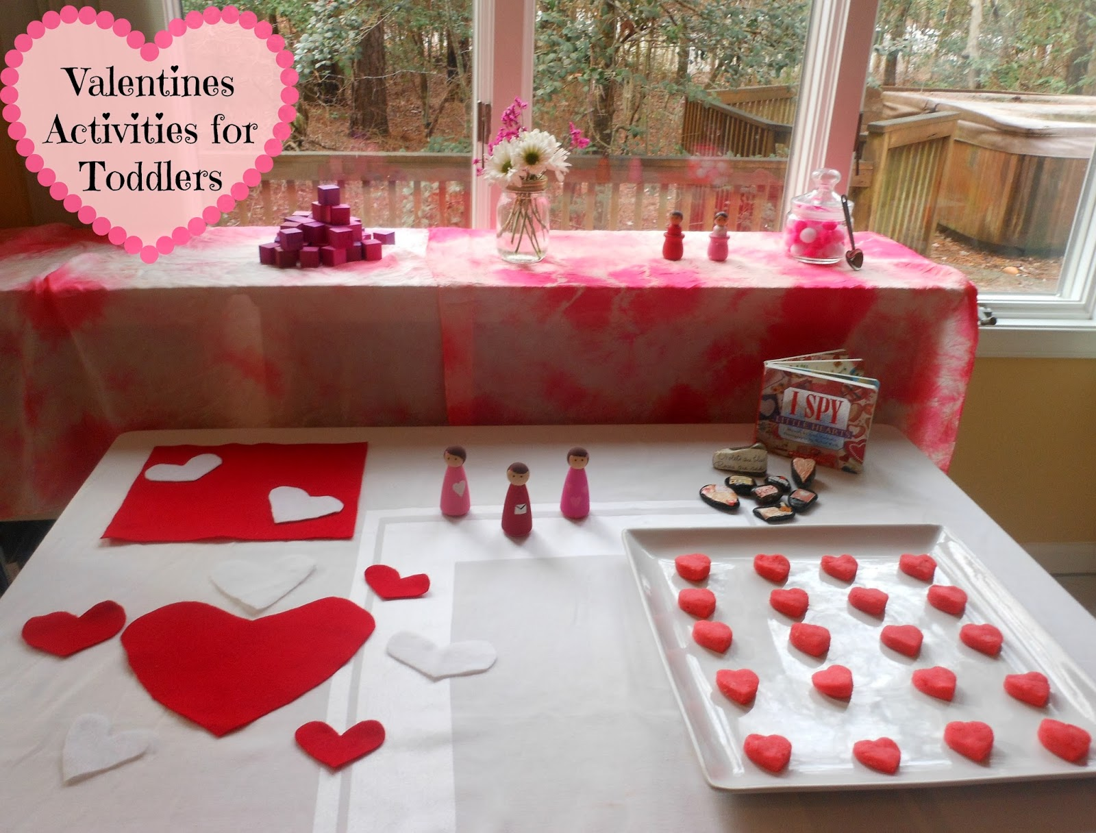 Montessori Valentine S Activities For Toddlers