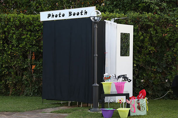 Funnybooth, Matrimonio, photo booth