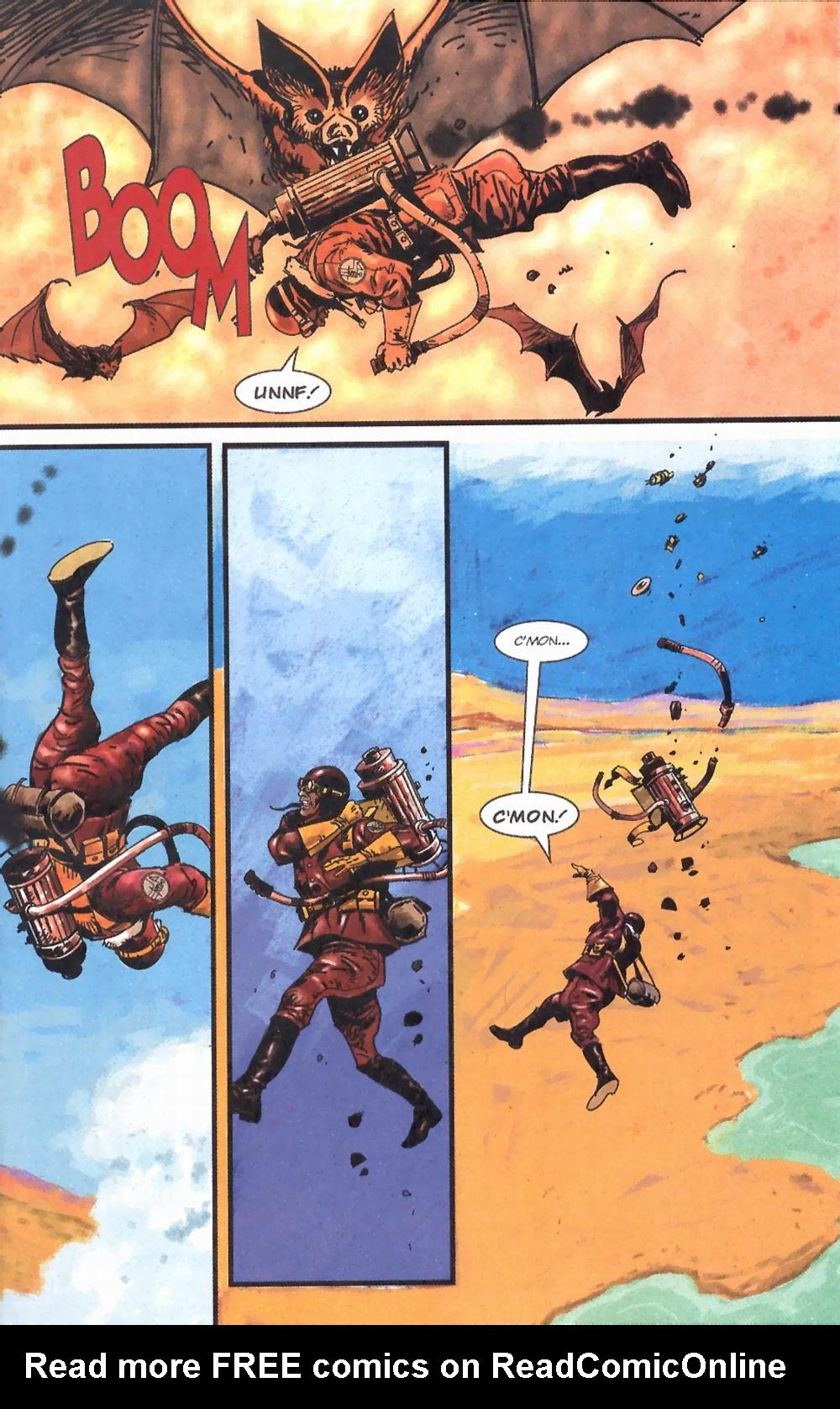 Read online Hellboy: Weird Tales comic -  Issue #2 - 7