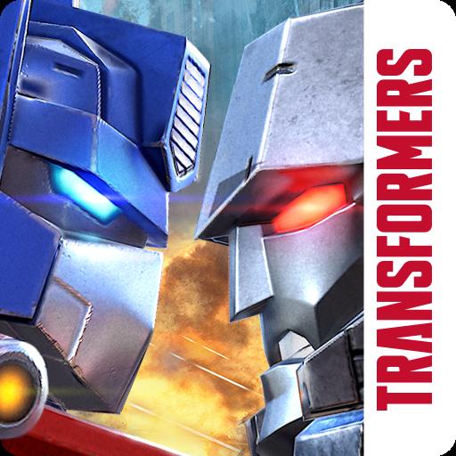 تحميل لعبة Transformers: Earth Wars v1.61.0.20893 مهكرة وكاملة للاندرويد