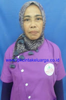 kusmiyati pekerja asisten pembantu rumah tangga PRT ART