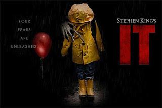 Poster Promocional de IT 2017