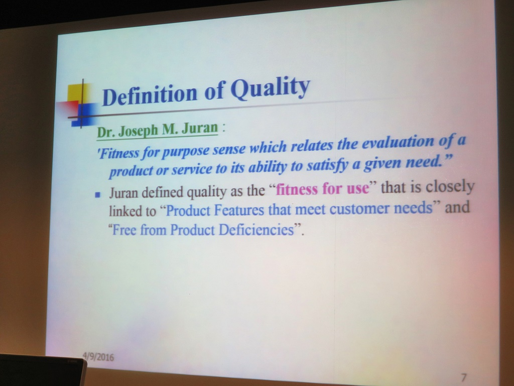 differances between juran crosby and deming philosophies In the last few decades, a philosophy of total quality management has been  widely  movement's pioneers, including deming, crosby, and juran, were  american  as a tool that can make the difference between success and failure,  it can.