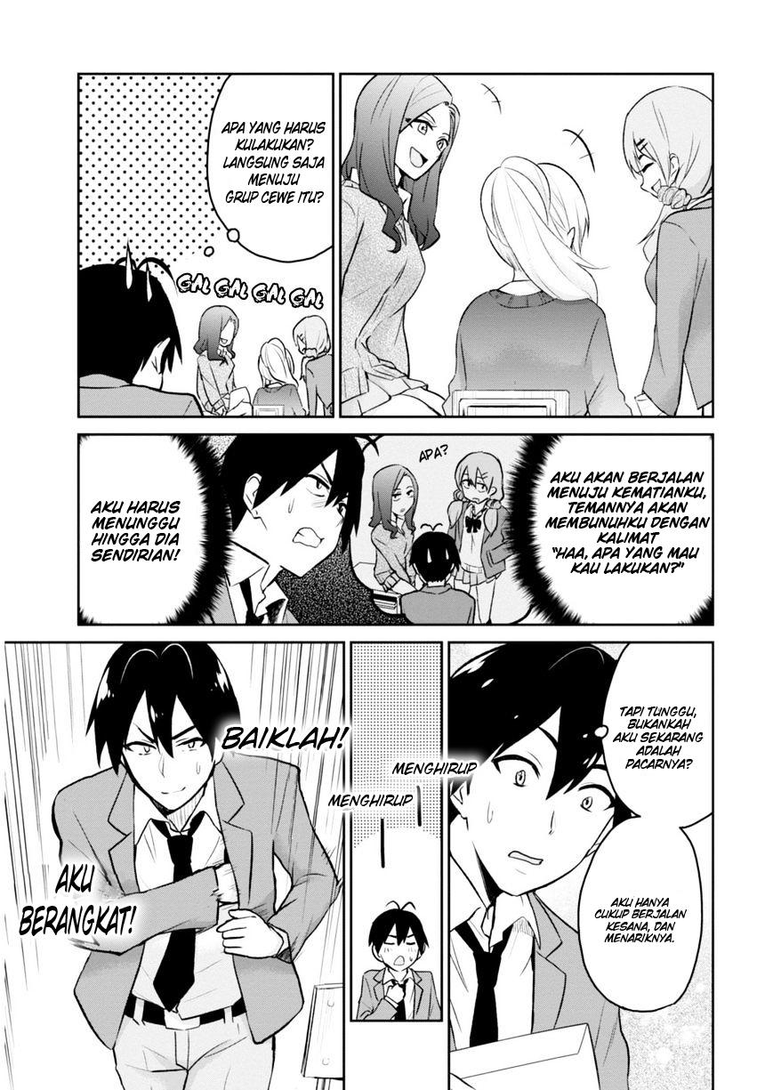Baca Komik Hajimete No Gal Chapter 7 Bahasa Indonesia