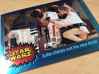 Chrome Archive trading card R5D4