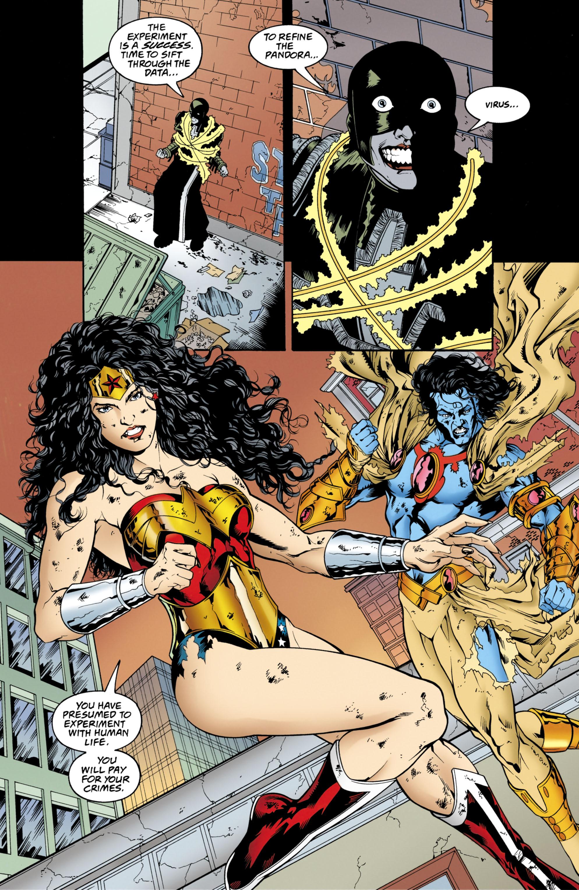 Read online Wonder Woman (1987) comic -  Issue #152 - 18