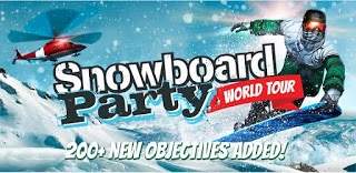 Game Offline Android Snowboard Party : World Tour