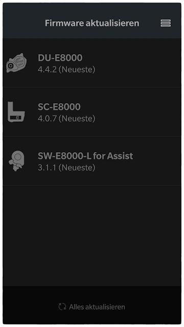 Die Software für alle Elemente des Shimano eBike-Systems ist nun auf dem neuesten Stand.