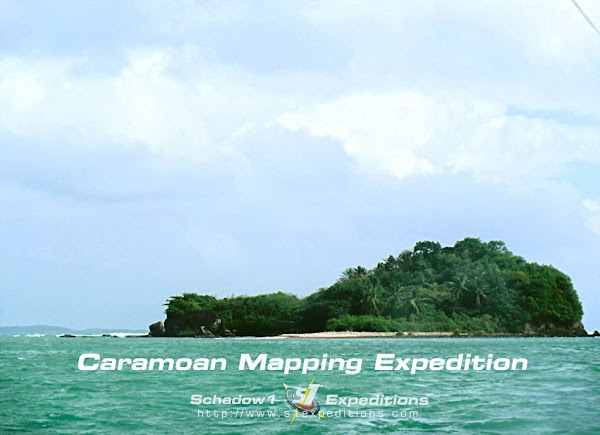 Caramoan Mapping Expedition - Schadow1 Expeditions