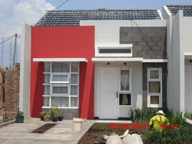 contoh teras rumah type 36 minimalis