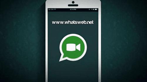 Llegaron las videollamadas a WhatsApp