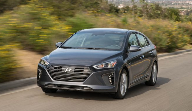 2017 Hyundai Ioniq Review, Change, Redesign Interior and Exterior, Release Date