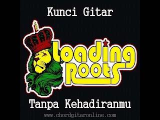 Chord Kunci Gitar Loading Roots Tanpa Hadiranmu