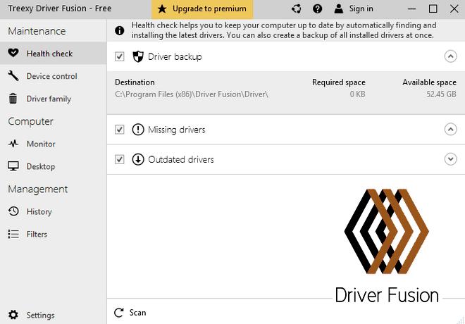 Driver Fusion