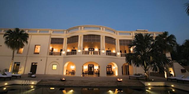 Obrai Raj Vilas Palace
