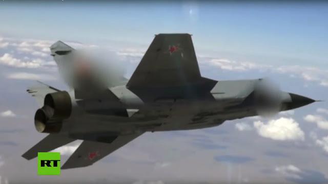 ¿Rusia desarrolla un 'asesino satelital' de lanzamiento aéreo?
