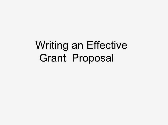 Online Certificate Course on Effective Grant Proposal