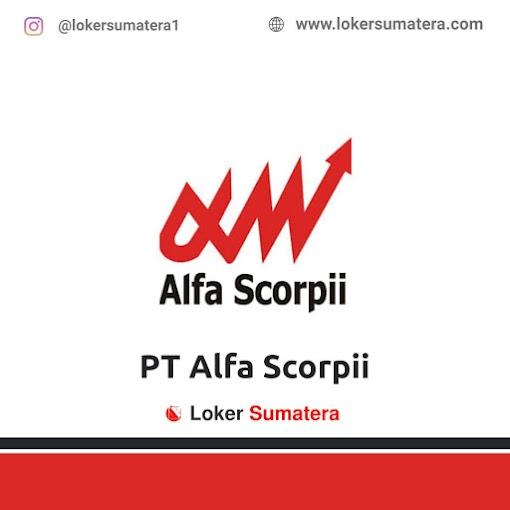 Lowongan Kerja Pekanbaru, PT Alfa Scorpii Juli 2021