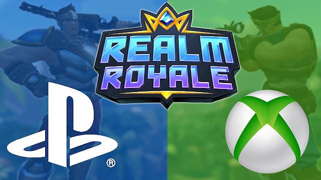 Realm Royale llegará a Xbox One y PlayStation 4