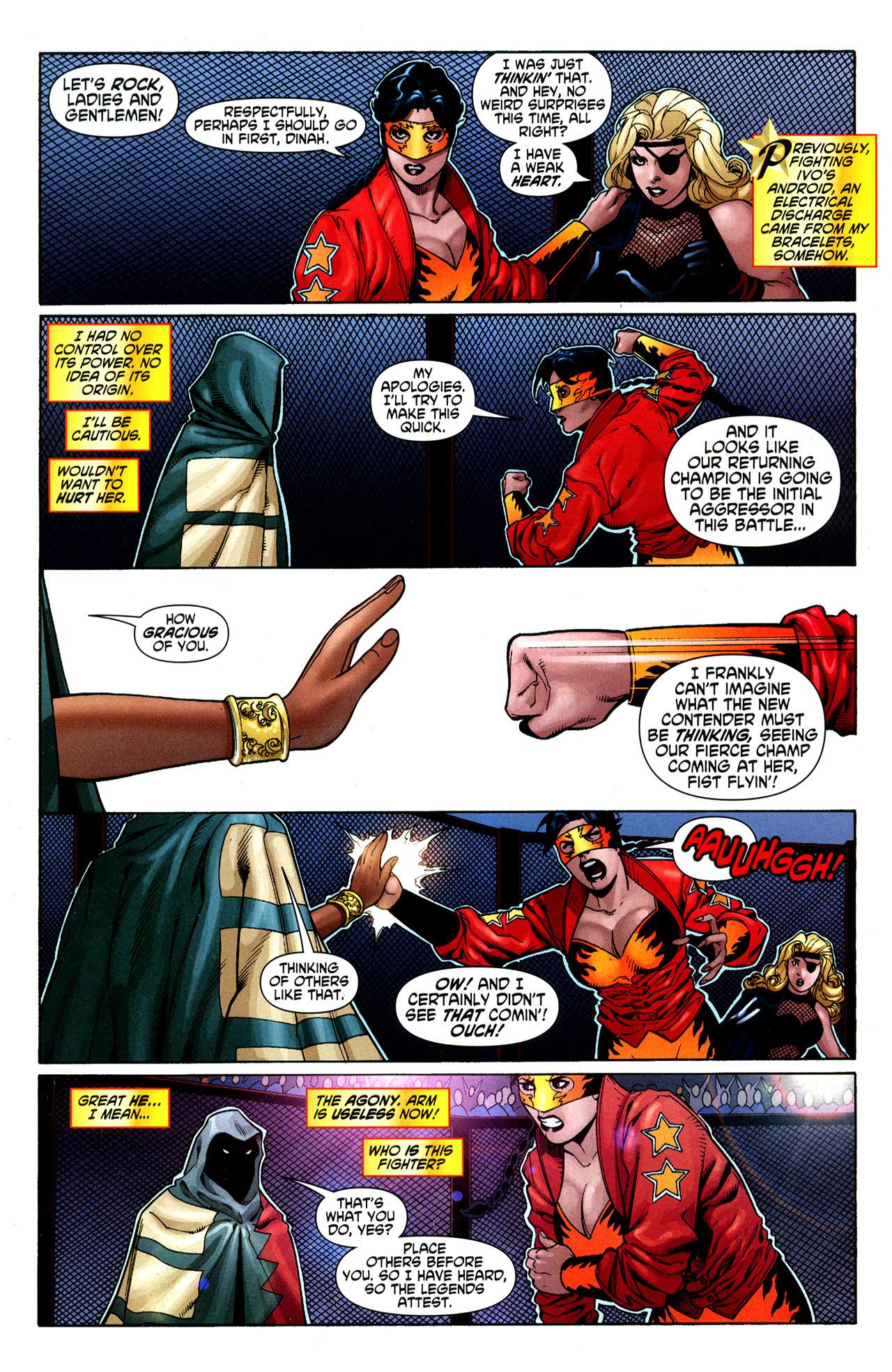 Read online Wonder Woman (2006) comic -  Issue #35 - 13